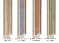 Nove letvice serije 2189 in 2193