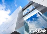 Aluminijaste fasadne kompozitne plošče