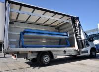 Omogočamo vam tudi prevoz z Vidalovimi dostavnimi vozili.