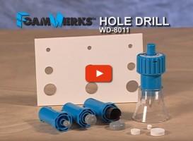 FoamWerks Hole cutter