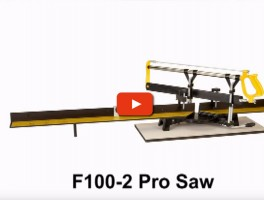 VIDEO - LOGAN Pro Saw F100