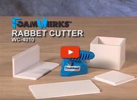 FoamWerks Rabbet Cutter