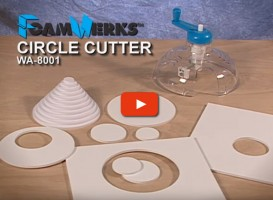 FoamWerks Circle Cutter