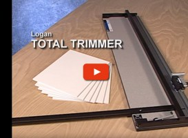 Logan T300 and T360 total trimmer