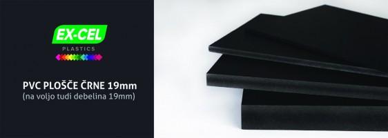 Nova debelina PVC plošč - 19mm