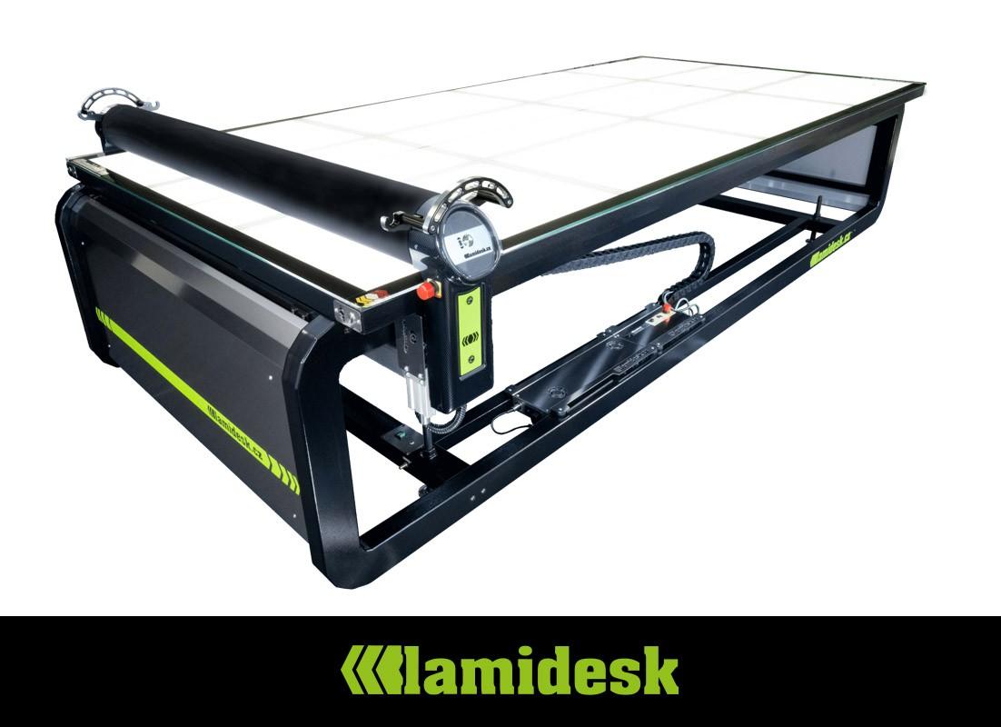 LAMIDESK EASYSHIFT 400x160