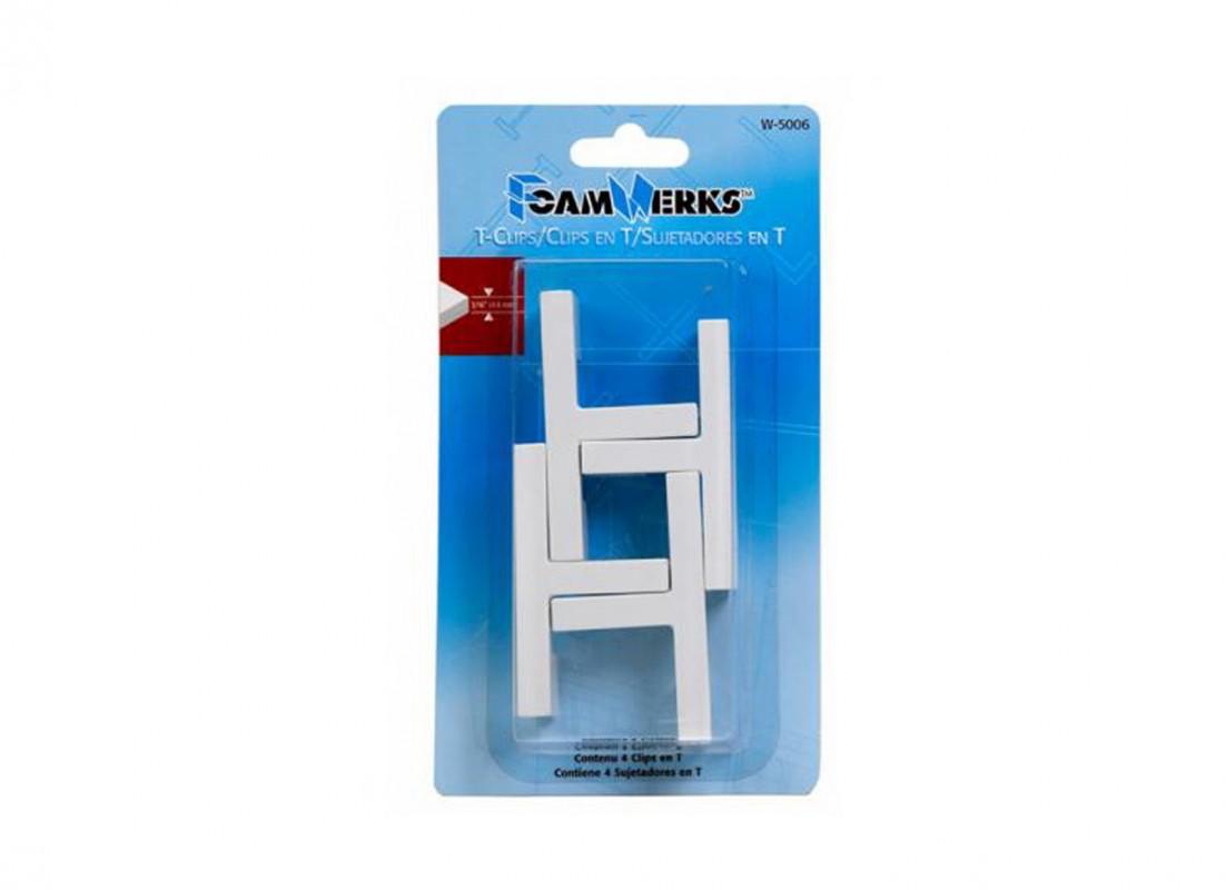 FoamWerks T-clips