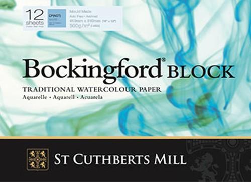 Bockingford akvarelni papir v bloku, A3
