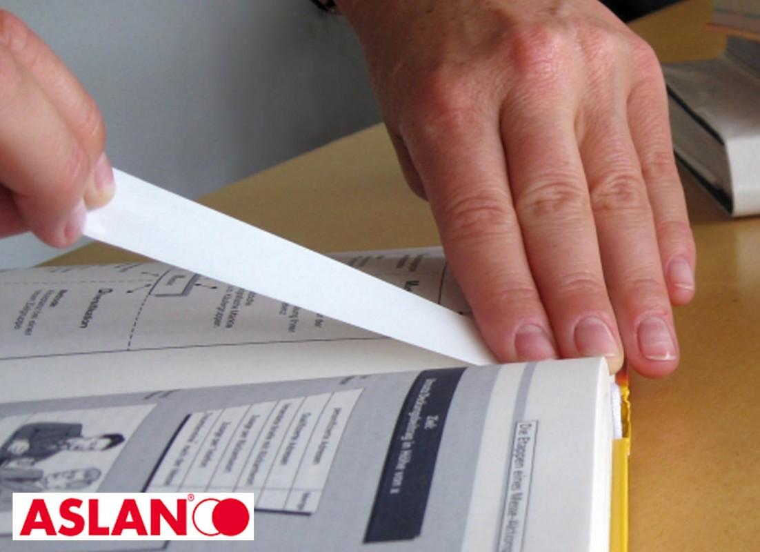 Prozorni samolepilni trak za obnovo Aslan P 025