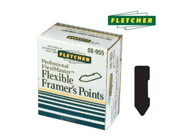 Fleksibilne ploščice za Fletcher, 15 mm