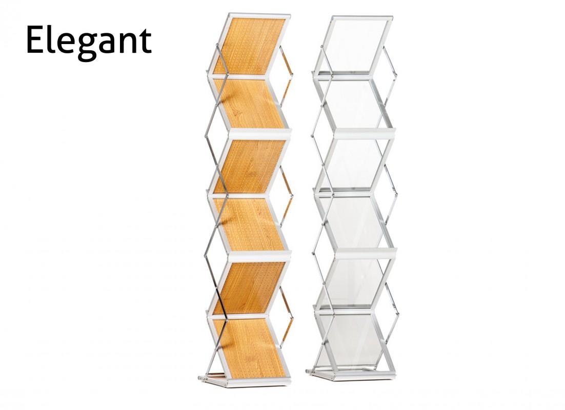 Stand Elegant stojalo za prospekte