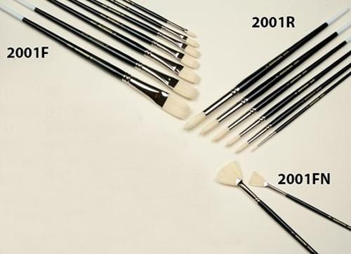Čopiči serije J2001 - sintetični