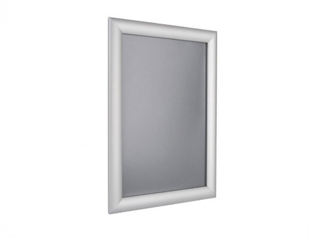 Clip Clap srebrn mat okvir