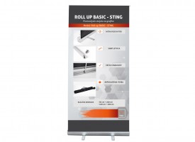 Roll up BASIC Sting