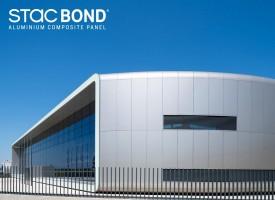 Stacbond aluminijaste fasadne kompozitne plošče