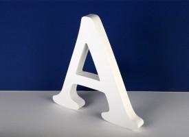 PVC bela Integral - 3D