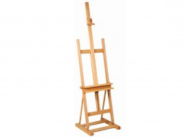 Slikarsko stojalo - vertikalna in horizontalna pozicija