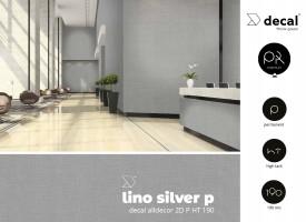 decal alldecor 2D P HT 190 Lino Silver P
