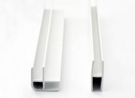 PVC profili za sestavljanje plošč