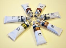 Renesans Maxi Acril - extrafine kovinske barve