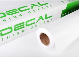 Decal Premium Backlit Film Glossy 135 my (Solvente)