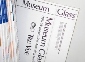 TrueVue muzejsko steklo