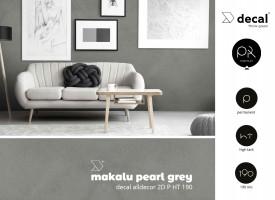 decal alldecor 2D P HT 190 Makalu Pearl Grey