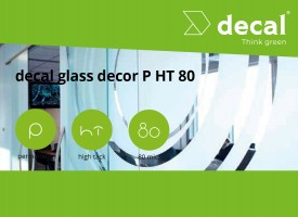 decal glass decor P HT 80